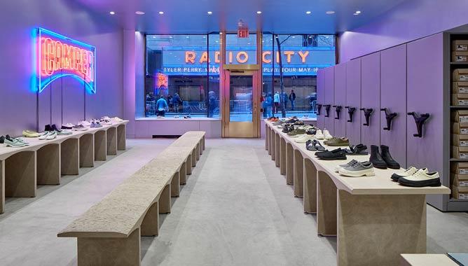 Jonathan Olivares: NYC Rockefeller Center Opening