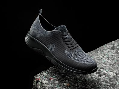 Drift: Strick-Sneaker aus Recyclingmaterial