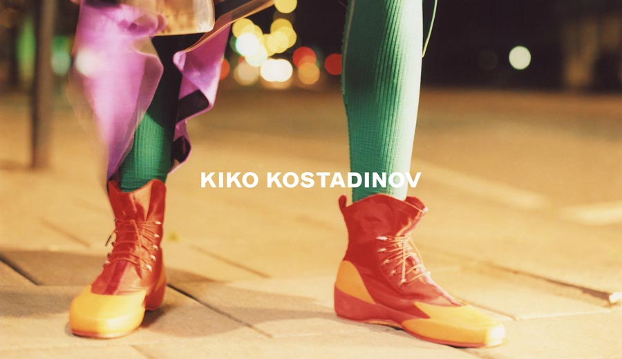 Kiko Kostadinov: F/W 2019 Women's Exclusive