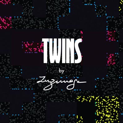 TWINS by Zuzunaga: Pix Gets Pixelated