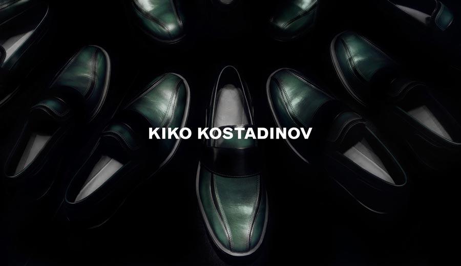 Kiko Kostadinov: F/W 2019 Men's CamperLab Exclusive