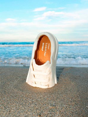 Together with Ecoalf: A New Sustainable Sneaker