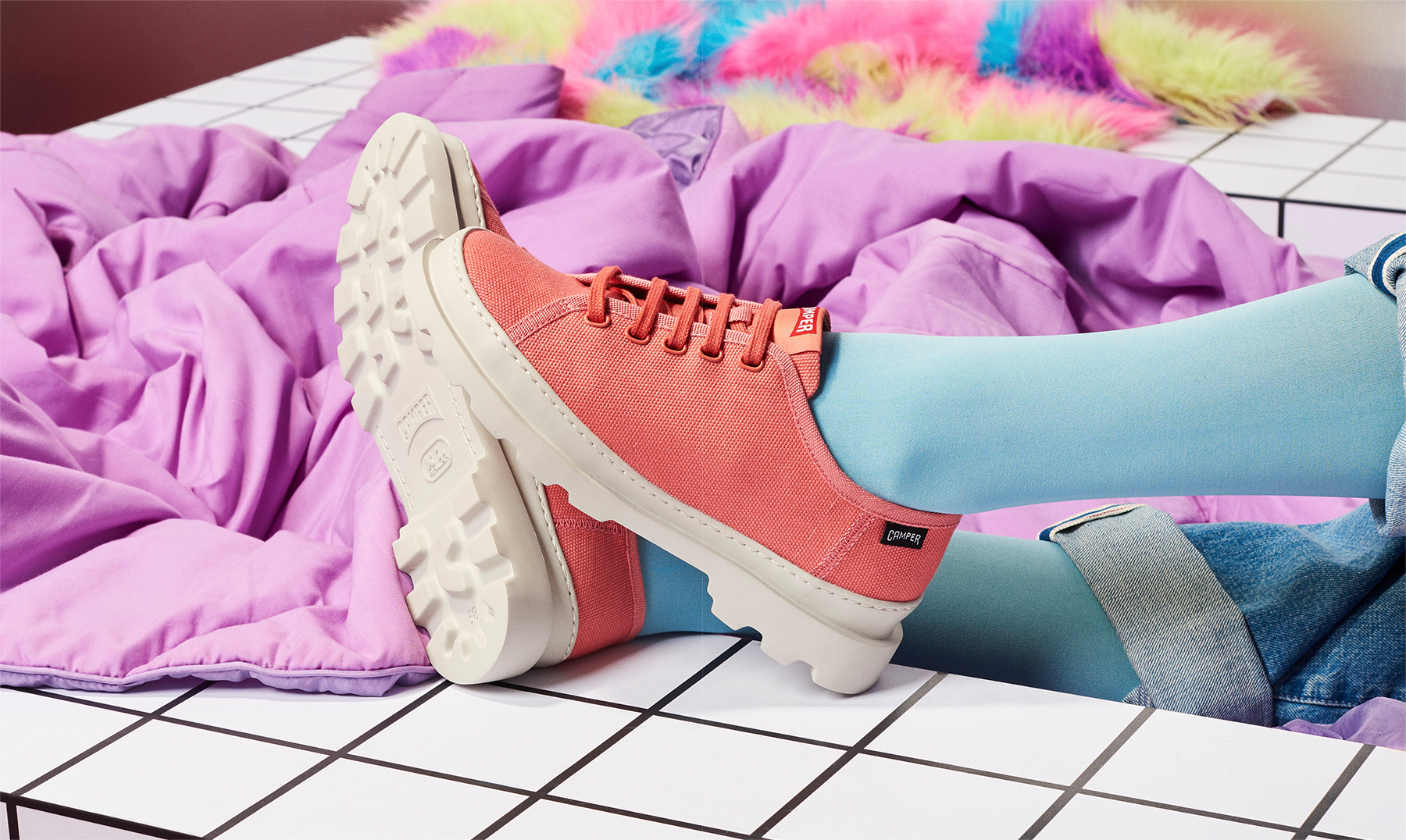 Zapatos voluminosos de mujer Comprar Brutus para mujer